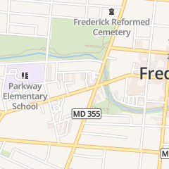 Directions for Behavioral Health Partners of Frederick Inc in Frederick, MD 219 W Patrick St