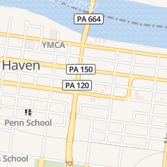 Directions for Industrial & Commercial Development of Clinton County in Lock Haven, PA 212 n Jay St