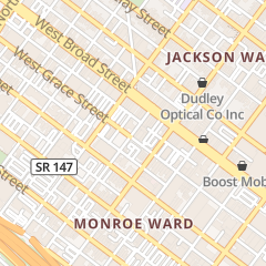 Directions for Ace of Bladez Barbershop in Richmond, VA 4 e Grace St