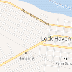Directions for Foy Thomas R Agency Insurance Investments in Lock Haven, PA 114 1st St