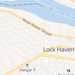 Directions for Yost-Gedon Funeral Home in Lock Haven, PA 121 W Main St