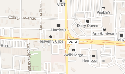 Directions for KANGAROO EXPRESS in ASHLAND, VA 610 ENGLAND ST