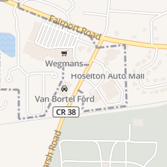 Directions for Hoselton Toyota in East Rochester, NY 50 Marsh Rd