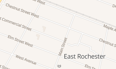 Directions for American Sportsman in East Rochester, NY 109 W Commercial St