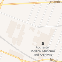 Directions for News 8 in Rochester, NY 201 Humboldt St