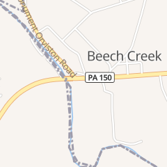 Directions for Uni-Mart #4107 in Beech Creek, PA 42 Main St