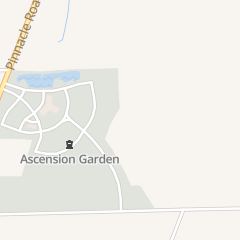 Directions for Ascension Garden in Henrietta, NY 1900 Pinnacle Rd