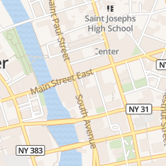 Directions for PALLADIO RESTAURANT in Rochester, NY 125 E Main St