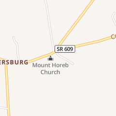 Directions for MT. Horeb United Methodist Church in Catlett, VA 10867 Elk Run Rd