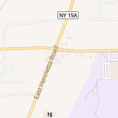 Directions for New China in Henrietta, NY 3118 E Henrietta Rd