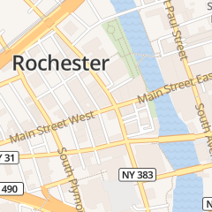 Directions for William K Mattar Pc in Rochester, NY 16 W Main St