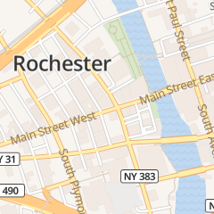 Directions for BARNES STEPHEN E ATTY in Rochester, NY 16 MAIN ST