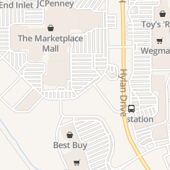 Directions for Gnc - General Nutrition Center - Marketplace Mall in Rochester, NY 165 Miracle Mile Dr