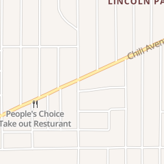 Directions for Chili Hair Fashions in Rochester, NY 529 Chili Ave