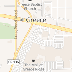 Directions for GENERAL NUTRITION CENTERS I in Rochester, NY 222 Greece Ridge Center Dr