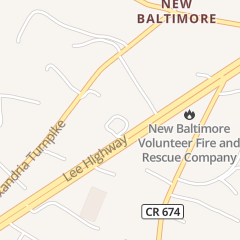 Directions for DOWNES GEORGE F SR in WARRENTON, VA 5340 LEE HWY