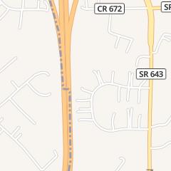 Directions for Dunivan Service in Warrenton, VA 8146 Poplar Grove Dr