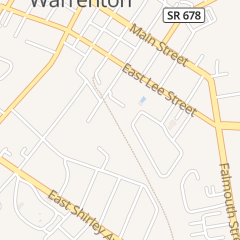Directions for American Auto in Warrenton, VA 97 S 5th St