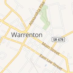 Directions for Boyd Tena E Dvm in Warrenton, VA Po Box 1107