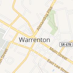 Directions for The Secret Garden Salon in Warrenton, VA 11 Main St