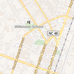 Directions for Trey and Company in Rocky Mount, NC 420 Hickory St