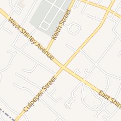 Directions for Bryan T Zopp Dds in Warrenton, VA 220 Culpeper St