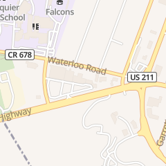 Directions for Phoenix Nail Salon in Warrenton, VA 569 Frost Ave