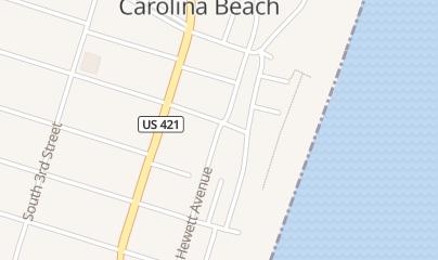 Directions for Surfside Bar & Restaurant in Carolina Beach, NC 9 Cape Fear Blvd