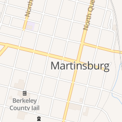 Directions for United States Government in Martinsburg, WV 217 W King St