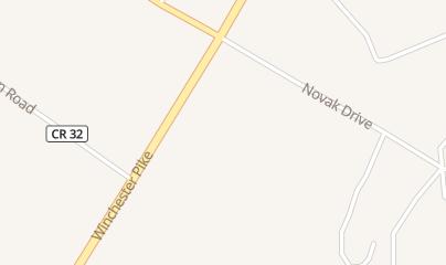 Directions for Glockcop llc in Martinsburg, WV 64 Delia Way