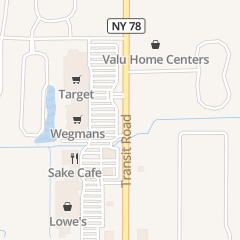 Directions for Wegmans Pharmacy in Buffalo, NY 8270 Transit Rd