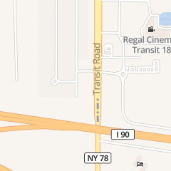Directions for The Protocol Restaurant in Buffalo, NY 6766 Transit Rd