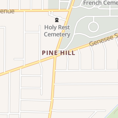 Directions for Pine Ridge Deli in Buffalo, NY 2421 Genesee St
