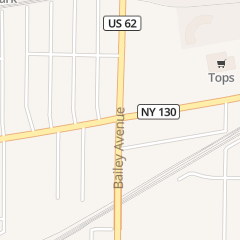 Directions for Tops Markets in Buffalo, NY Broadway & Bailey Ave