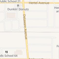 Directions for DENNY'S in BUFFALO, NY 2215 DELAWARE AVE