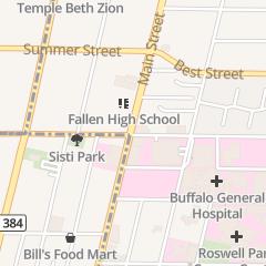 Directions for Anchor Bar in Buffalo, NY 1047 Main St