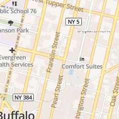Directions for Atrium Bar & Bistro in Buffalo, NY 2 Fountain Plaza