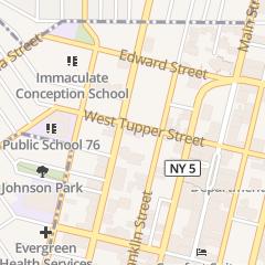 Directions for Hallwalls Comtemporary Art Center in Buffalo, NY 341 Delaware Ave