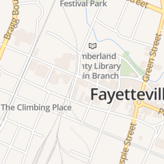 Directions for Twisted Jeweler in Fayetteville, NC 311 Hay St