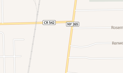Directions for Classic Lanes in Buffalo, NY 1840 Military Rd