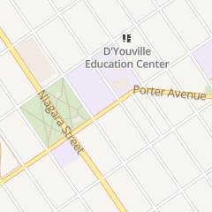 Directions for D'youville College - Undergraduate Admissions in Buffalo, NY 320 Porter Ave
