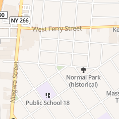 Directions for Jehovah's Witnesses West-Southwest Congregation in Buffalo, NY 125 Albany St