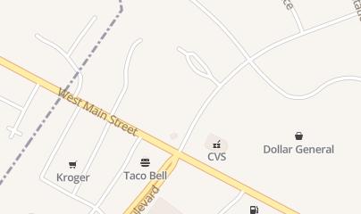Directions for Diane Chaldares in Waynesboro, VA 101 Pelham Dr
