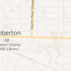 Directions for Nelson & Nelson Chiropractic in Lumberton, NC 409 E 2nd St
