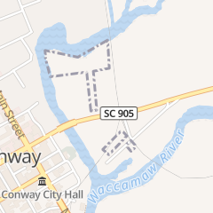 Directions for Tfc Floors in Conway, SC 165 Highway 905