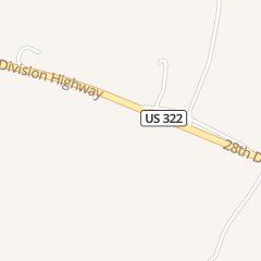 Directions for Brookville Lanes in Brookville, PA 5328 Route 322
