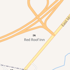 Directions for Red Roof Inn Jamestown - Falconer in Falconer, NY 1980 E Main St