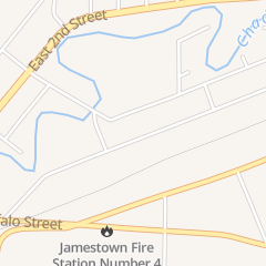 Directions for United Alloys in Jamestown, NY 125 Blackstone Ave