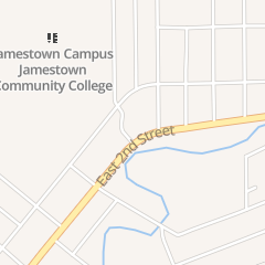 Directions for Honest John's Pizza and Wings in Jamestown, NY 1245 E 2nd St