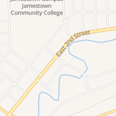 Directions for The College Inn in Jamestown, NY 1118 E 2Nd St